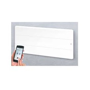 Radiateur AXIOM Smart Eco Control 750W - bas - blanc NOIROT