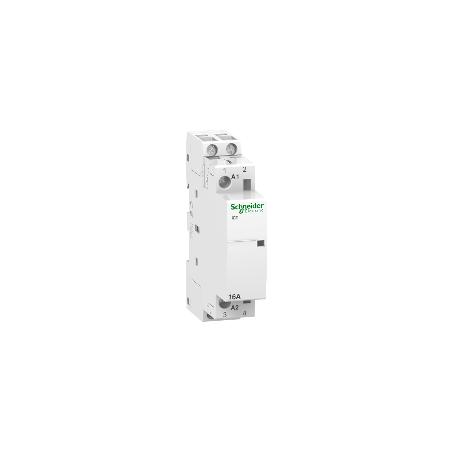 Contacteur 16A 2NO 230...240VCA 50Hz - Acti9, iCT SCHNEIDER