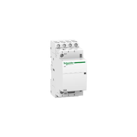 Contacteur 16A 3NO 230...240VCA 50Hz - Acti9, iCT SCHNEIDER
