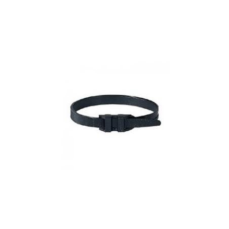Collier Colson noir protégé ultraviolets à denture extérieure largeur 9mm et longueur 123mm (Emballage: 100) LEGRAND