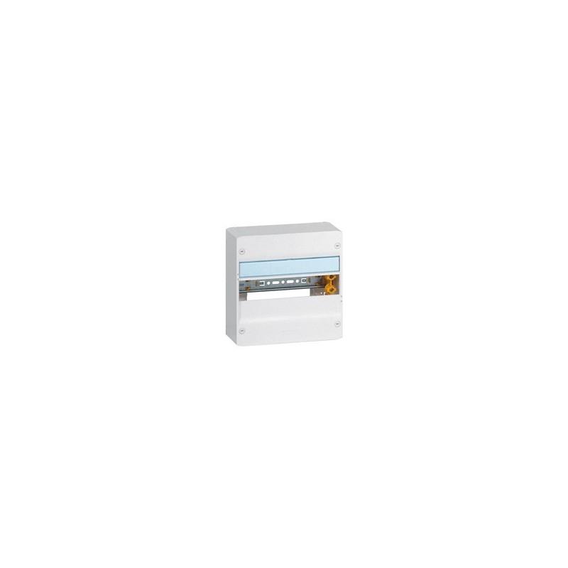 Coffret DRIVIA 13 modules 1 rangée IP30 IK05 - Blanc RAL9003 LEGRAND