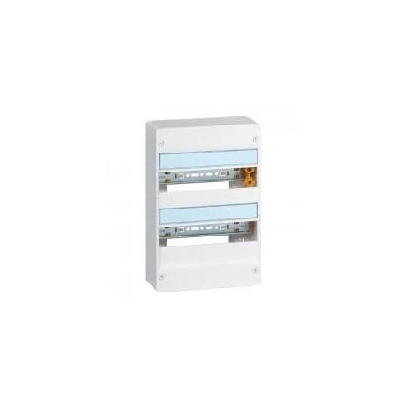 Coffret DRIVIA 2 rangées 13 modules IP30 IK05 - Blanc RAL9003 LEGRAND