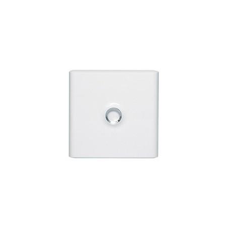 Porte DRIVIA IP40 IK07 pour coffret réference 401211 - Blanc RAL9003 LEGRAND