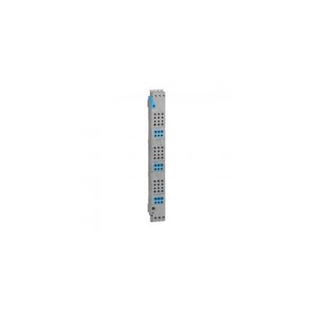 Peigne d'alimentation vertical 125A à bornes automatiques pour coffrets 4 rangées LEGRAND