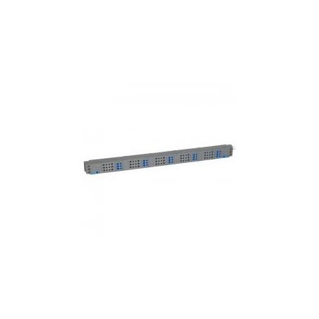Peigne d'alimentation vertical 125A à bornes automatiques pour coffrets 6 rangées LEGRAND
