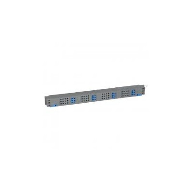 Peigne d'alimentation vertical 125A à bornes automatiques pour coffrets 5 rangées LEGRAND