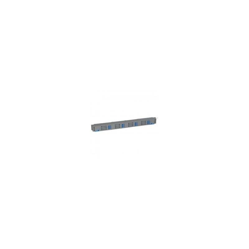 Peigne d'alimentation vertical 125A VX³ à bornes automatiques pour coffrets 5 rangées LEGRAND