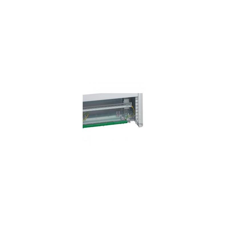 Coffret XL³160 tout modulaire avec espace dédié pour kit de branchement - 3 rangées - isolant LEGRAND