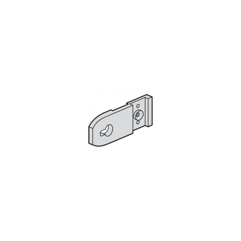 Fixation murale métal pour XL³800 et XL³400 et XL³160 IP43 - Jeu de 4 LEGRAND