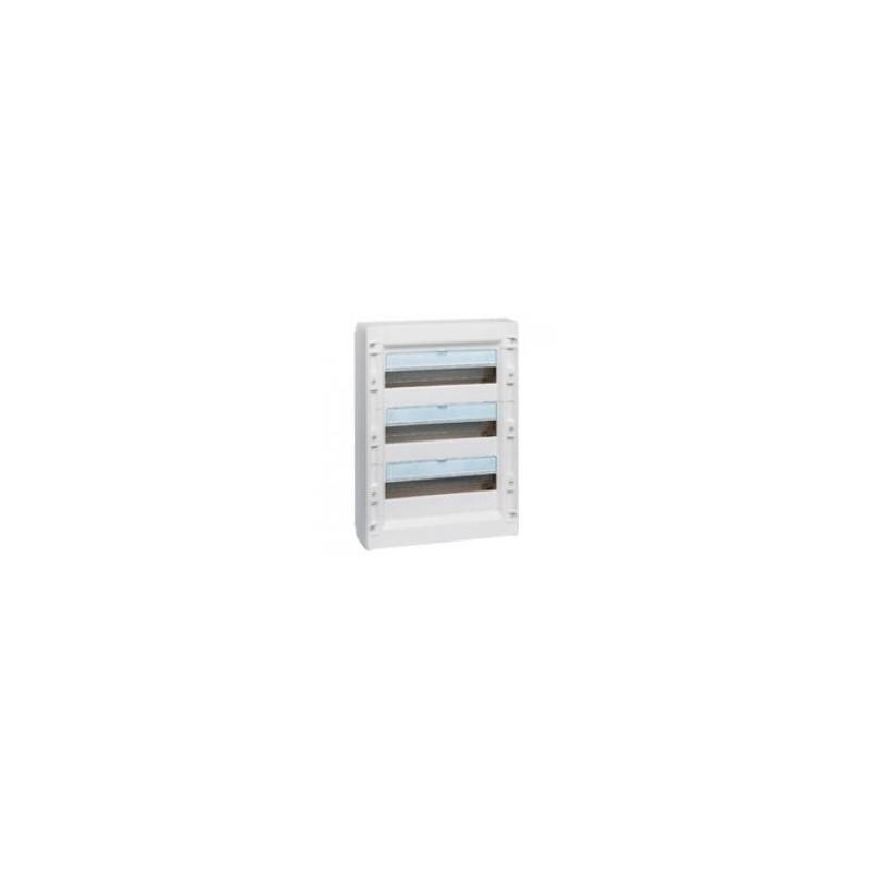 Coffret de distribution 3 rangées de 18 modules XL³125 LEGRAND