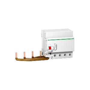 Bloc différentiel Vigi C120 - 4P - 300mA - type AC - instantané - A9N18543 SCHNEIDER