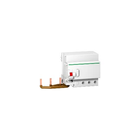 Bloc différentiel 125A 3P 30mA - type Asi - instantané - Vigi C120 SCHNEIDER