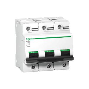Disjoncteur C120N 3P 100 A, courbe B, 10 kA - A9N18350 SCHNEIDER
