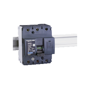 Disjoncteur modulaire NG125N - 3P - 100A - courbe C SCHNEIDER