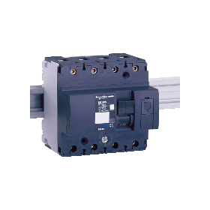 Disjoncteur modulaire NG125N - 4P - 80A - courbe C SCHNEIDER