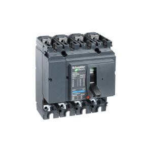 Disjoncteur sans déclencheur compact NSX160F 160A - 4P SCHNEIDER