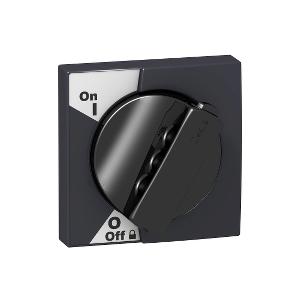 Commande rotative noire pour iC60 et iID - Acti9 SCHNEIDER