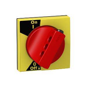 Commande rotative rouge pour iC60 et iID - Acti9 SCHNEIDER