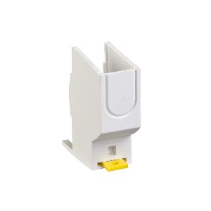 Cache-bornes plombables 1P, 18 mm, lot de 2, pour iC60 et iID - Acti9 SCHNEIDER