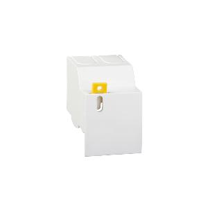 Cache-bornes plombables 2P 36 mm pour iC60 et iID - Acti9 - lot de 2 SCHNEIDER