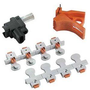 Borne aluminium pour câble 50 mm2 - pour C120 C60 I-NA ID SCHNEIDER