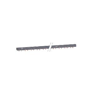 Peigne à dents - 3 x auxiliaire+N+1P - 100A - 57 modules 18mm - Acti9 iC60 SCHNEIDER