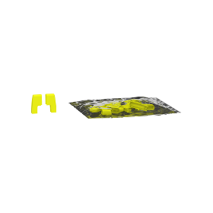 Linergy - flasques latérales pour peigne 2P - lot de 10 SCHNEIDER