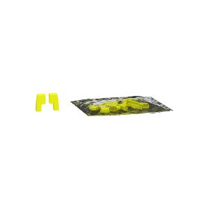 Linergy - flasques latérales pour peigne 4P - lot de 10 SCHNEIDER
