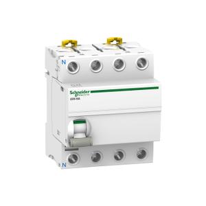 Acti9, iSW-NA interrupteur-sectionneur à déclenchement 4P 80A 415VAC SCHNEIDER