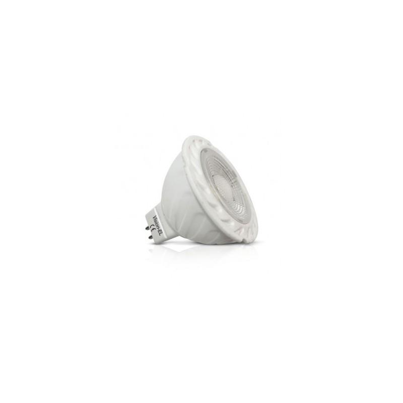 Ampoule LED GU5.3 COB spot 6W dimmable 3000°K VISION EL
