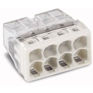 Borne WAGO pour boite de dérivation COMPACT 8 conducteurs (Boite de 50 pièces) WAGO