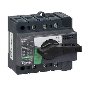 Interrupteur-sectionneur 40A 3P - Compact INS40 SCHNEIDER