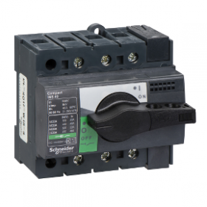 Interrupteur-sectionneur 40A 4P - Compact INS40 SCHNEIDER