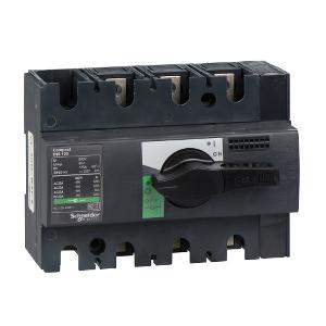 Interrupteur-sectionneur 4P 125A - Compact INS125 SCHNEIDER
