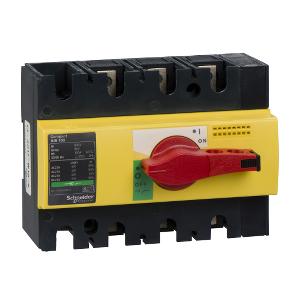 Interrupteur-sectionneur 100 A 3P - Compact INS100 SCHNEIDER