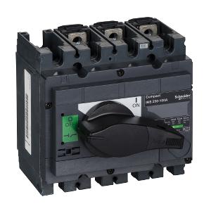 Interrupteur-sectionneur 100A 3P - Compact INS250 SCHNEIDER