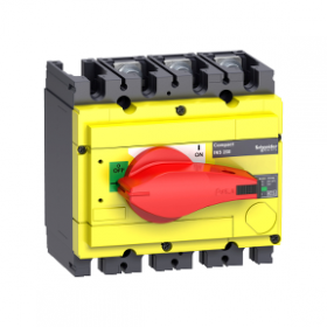 Interrupteur-sectionneur 160A 3P - Compact INS250 SCHNEIDER