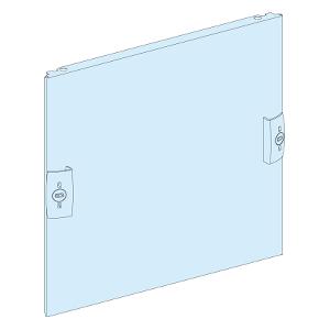 Plastron plein, 1 module, L250 mm SCHNEIDER