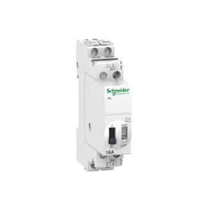ACTI9, iTLs télérupteur avec signal à distance 16A NO 230.240VCA 110VCC 50-60HZ SCHNEIDER