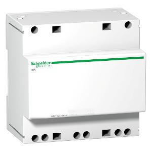 Transformateur de sécurité - 63VA - 230Vca/12-24Vca - Acti9 iTR SCHNEIDER