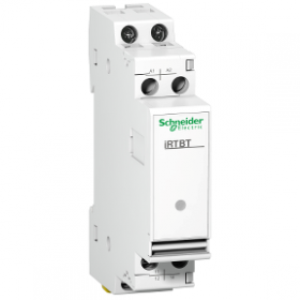 Acti9, RTBT relais très basse tension 10mA 10V 5A 250V 1 contact O/F SCHNEIDER