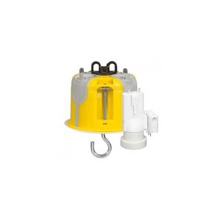 Kit boite point de centre Ecobatibox cloison sèche LEGRAND