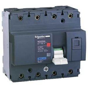Interrupteur-sectionneur NG125NA 4P 80 A SCHNEIDER