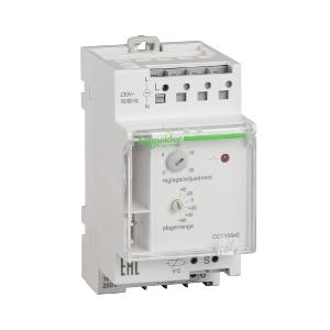 Acti9 TH7 - thermostat modulaire - 1 zone - -40°C..80°C SCHNEIDER