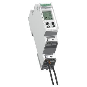 Acti9 IHP - interrupteur horaire numérique 1 canal - 24H/7J SCHNEIDER