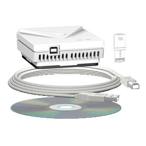 Kit de programmation pour interrupteur horaire programmable 1 ou 2 canaux SCHNEIDER