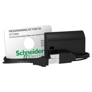 Multi9, ITA interrupteur horaire annuel : kit de programmation SCHNEIDER