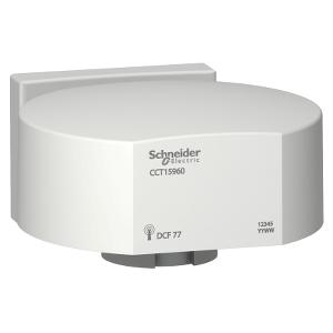 Multi9, ITA interrupteur horaire annuel : antenne DCF pour synchro horaire SCHNEIDER