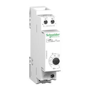 Acti9 - variateur DIN universel 400W - standard STD400LED - commande éclairage SCHNEIDER