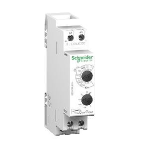 Acti9 - variateur DIN universel 400W - confort STD400LED+ commande éclairage SCHNEIDER
